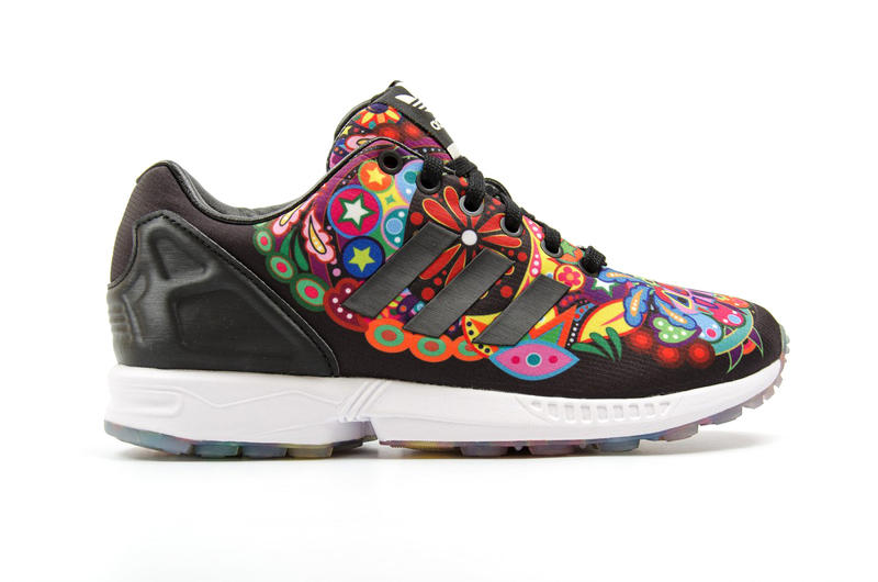 9b793bd43e0c5 ... price reduced 06d3d 8c70f Italia Independent x adidas ZX Flux  Collection Brings Vivid Prints to Your ...