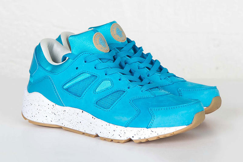 5dea76e718af Nike Air Huarache International Premium Blue Lagoon