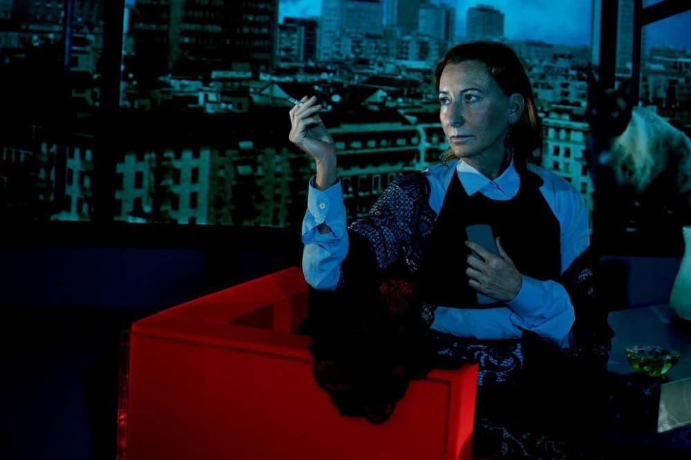 bffe5e09d30 Miuccia Prada Interview | HYPEBAE