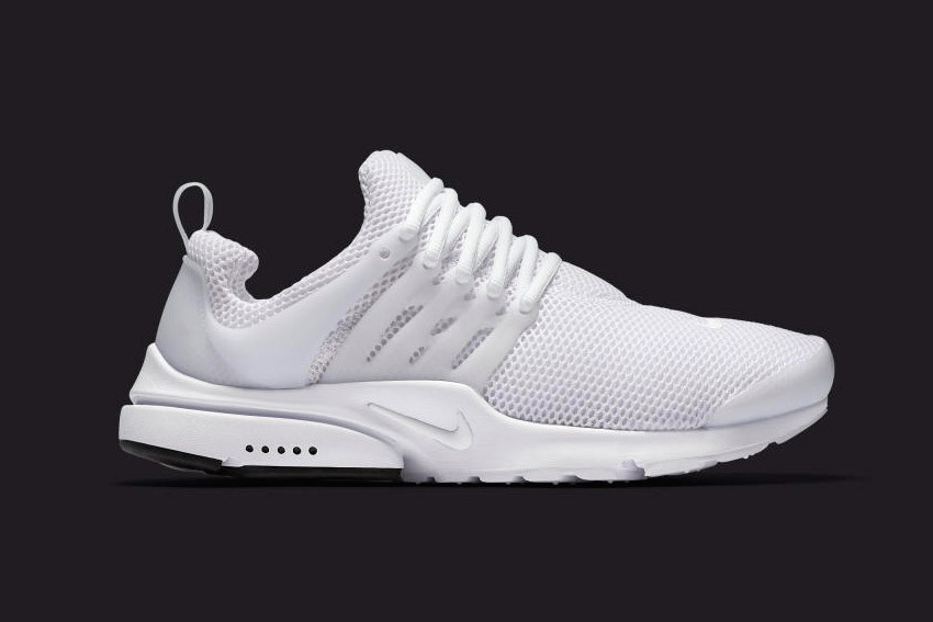 Nike Tonal White Air Presto   HYPEBAE