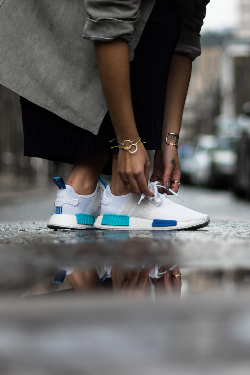premium selection 1b291 e0584 An  OnFeet Look at the adidas NMD R1 Releases Dropping This Week