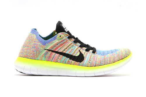 new style 6b453 a5b70 These Are the Nike Free RN Flyknit Colorways Dropping in April
