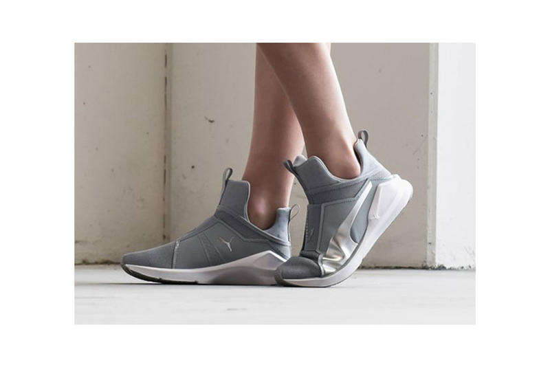192812c60297 An  OnFeet Look at Kylie Jenner s PUMA Fierce Core Trainers