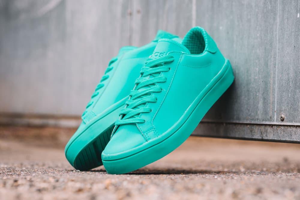 b6e3ee044a4 adidas Originals Debuts the Court Vantage adicolor