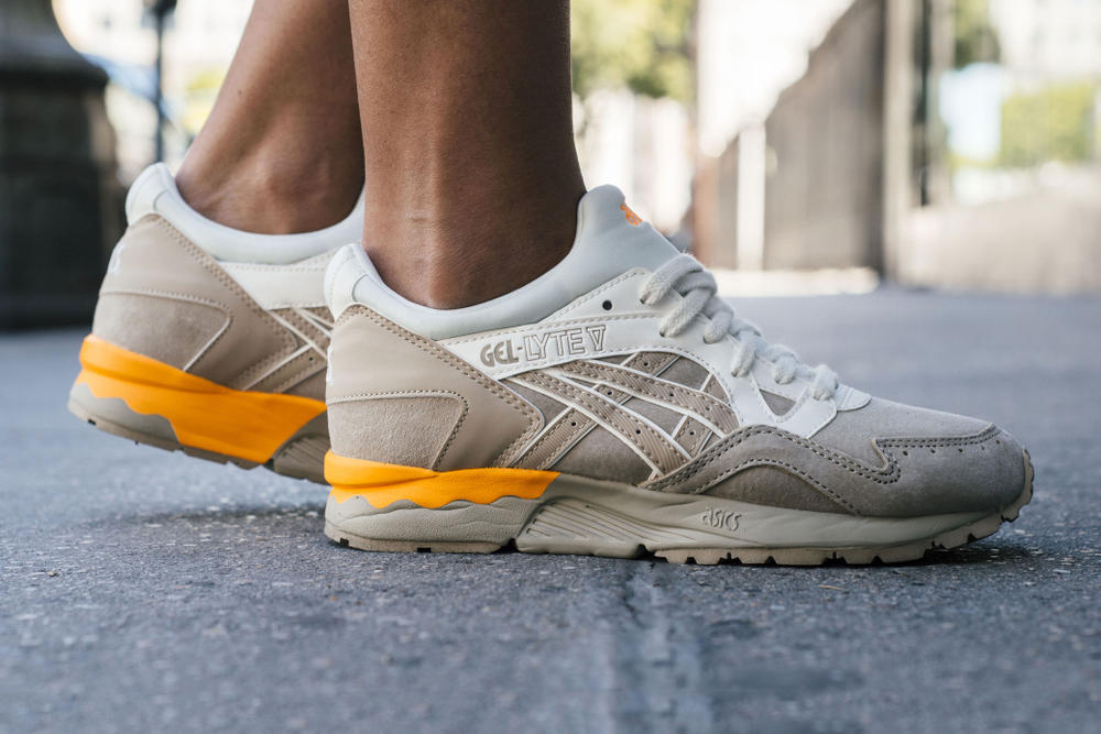 ASICS GEL Lyte V Casual Lux Sand  67d0c1bf0