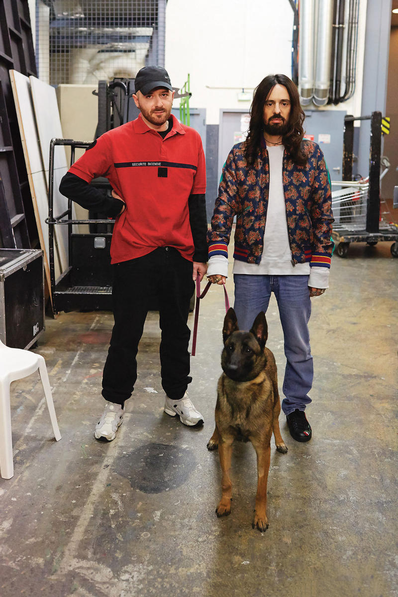 574b765fb7f Demna Gvasalia and Alessandro Michele s T Magazine Interview