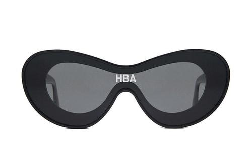 da49c9b9f2 Hood By Air x Gentle Monster Sunglasses See the Future of Fashion