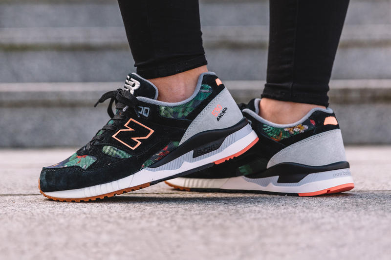 wholesale dealer 2a4ed 1abb6 New Balance 530 Floral Ink Pack | HYPEBAE