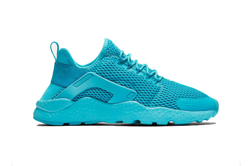 6a9324f420dc3 Nike Air Huarache Run Ultra BR Neon