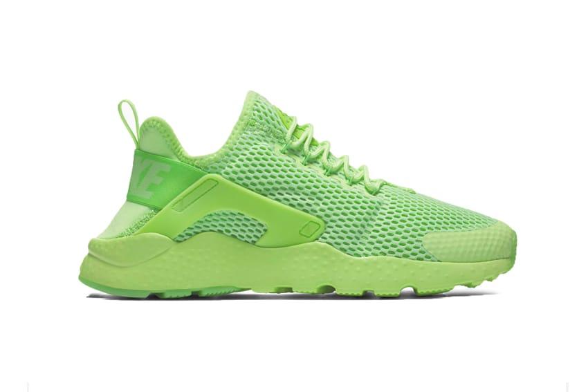 Nike Air Huarache Run Ultra BR Neon