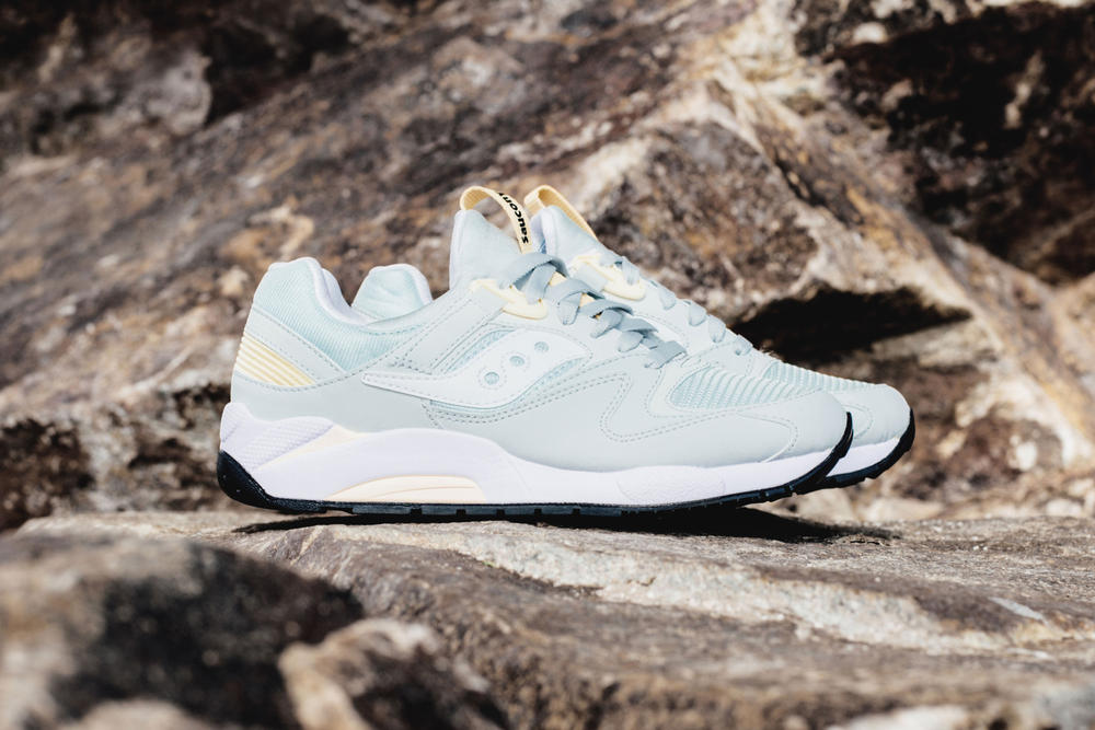 3a7c215c Saucony Grid 9000 Gets Subdued in