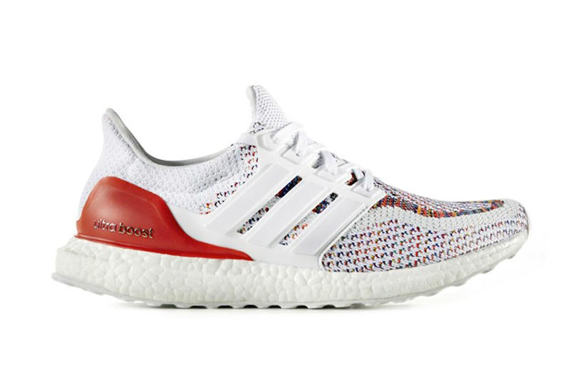 new product 4587c 63caf adidas Ultra Boost Partial Multicolor Colorway | HYPEBAE