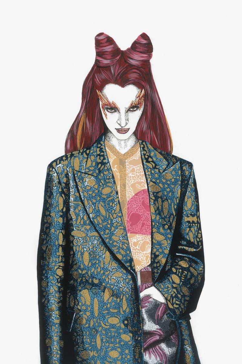 Illustrator David Murray Reimagines Badass Female Movie