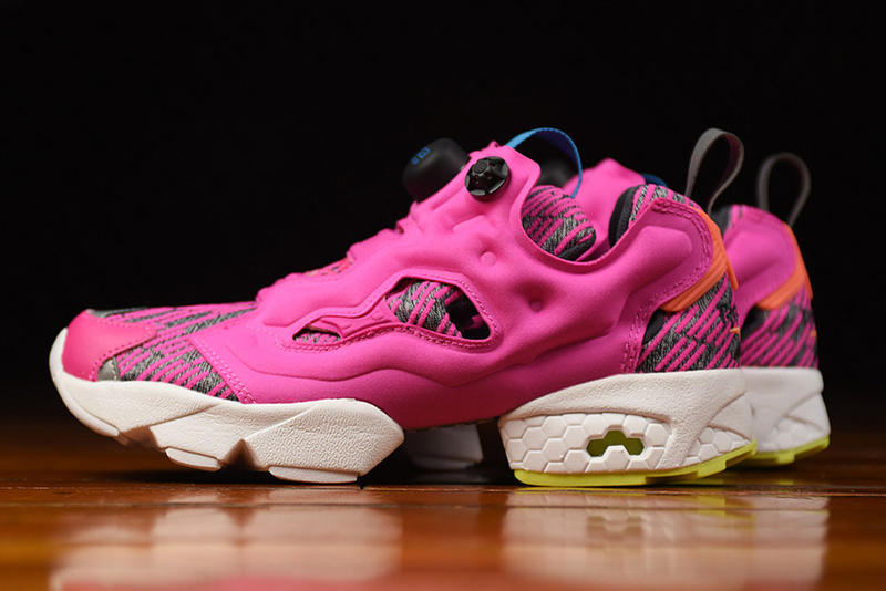 Reebok Gets Back to Its Wild Side With the New Instapump Fury