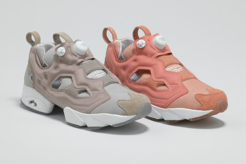 cheap for discount 88131 07d8d size for women x Reebok Instapump Fury Collaboration Embraces Natures  Beauty