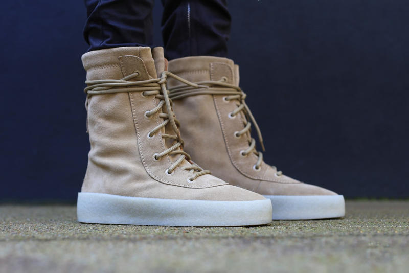 77808391a99 Kanye West s Yeezy Season 2 Boot Release Date Revealed. Yeezy Season  arrives earlier than expected.