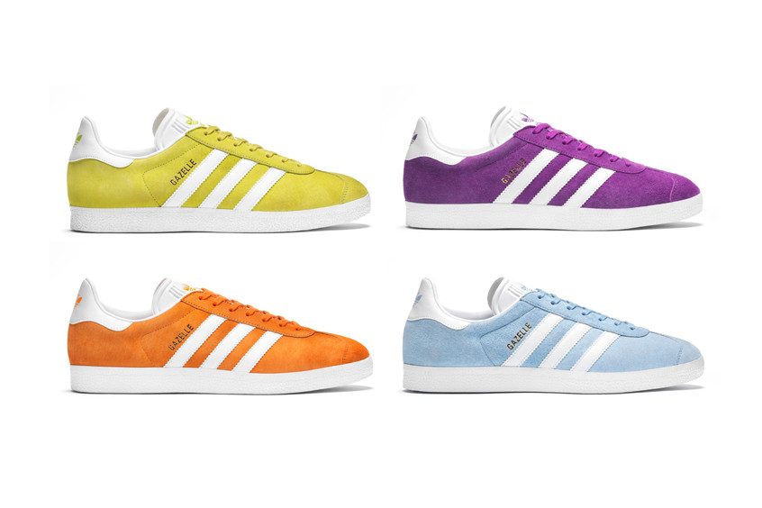 adidas gazelle colors
