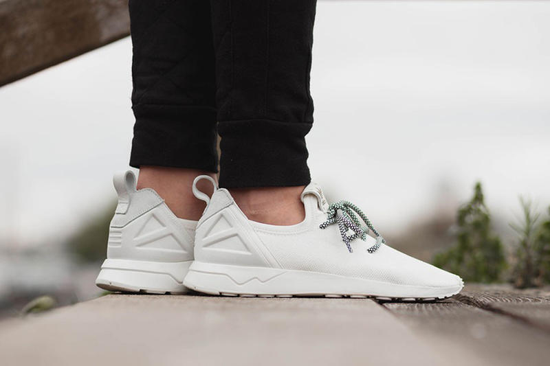 buy popular a7988 69142 adidas Originals' New ZX Flux ADV X Is Too Clean to Handle ...