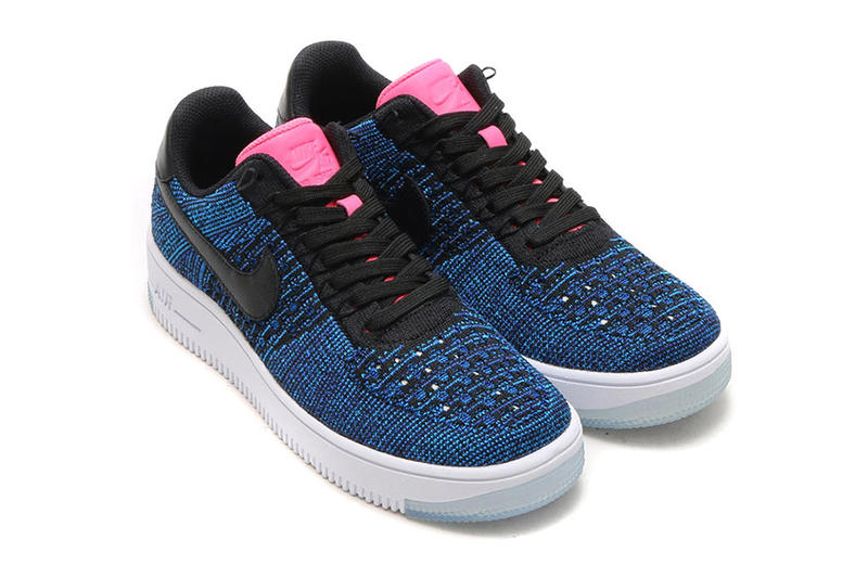The Nike Air Force 1 Flyknit Low Returns in Three New Colorways 9e46d64cf