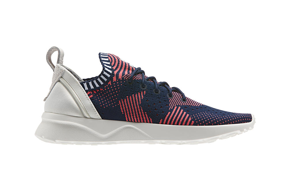 7c0a122de adidas Originals ZX Flux ADV Virtue Patterned Primeknit