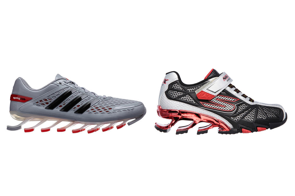 """215bf462fec61 adidas Slams Skechers With Scathing Lawsuit for Infringement — Again. """""""