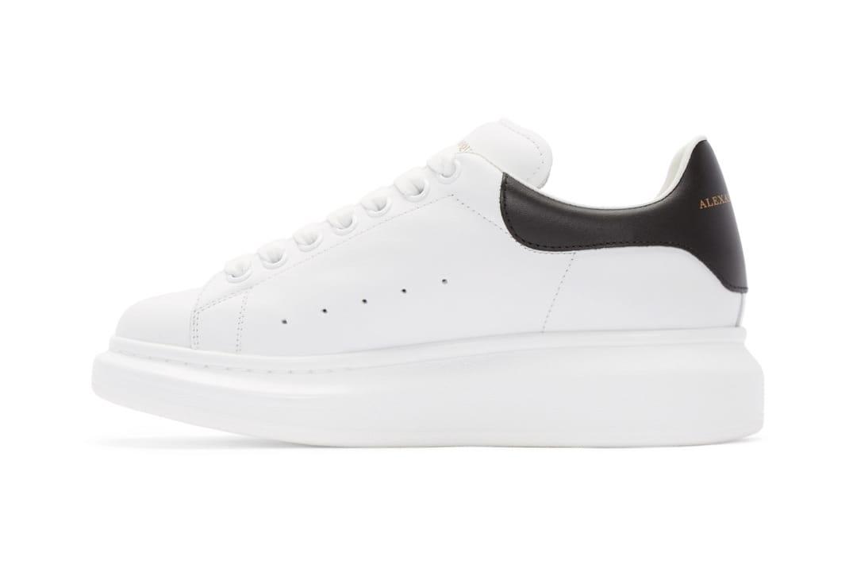 Leather Platform Sneakers | HYPEBAE