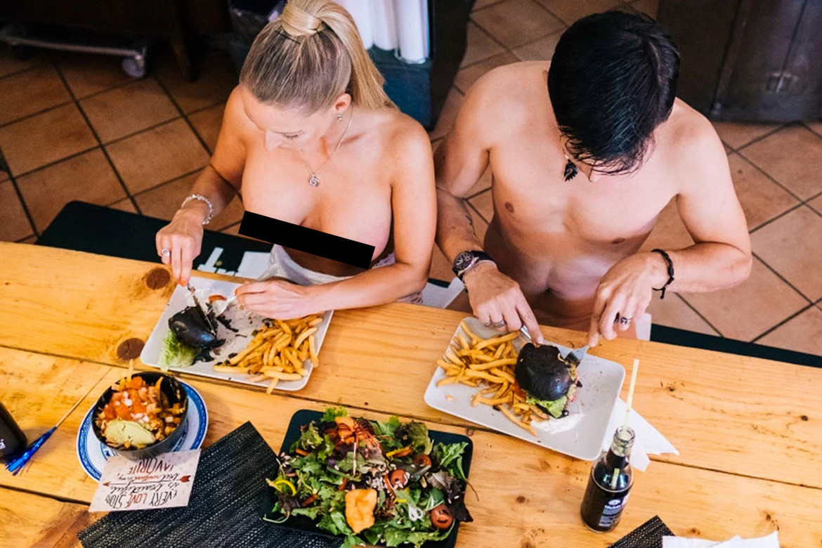 Eat for Free at This Berlin Restaurant If You Get Naked | HYPEBAE