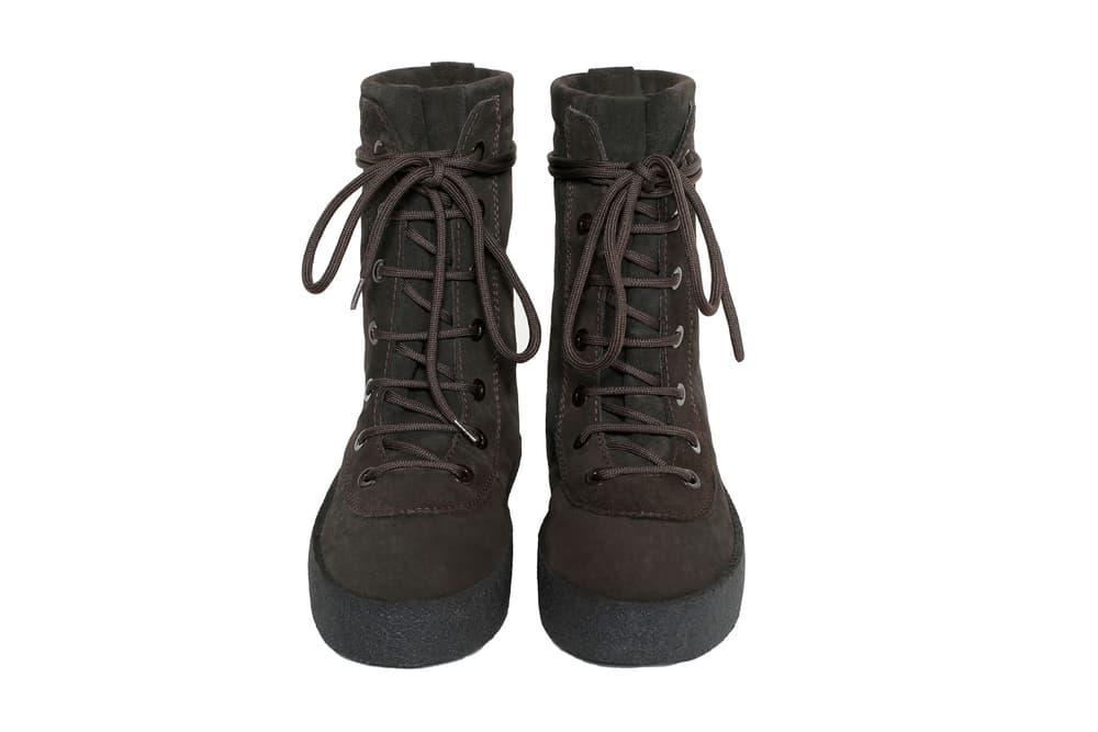 3fecd75df9e Kanye West s YEEZY Season 2 Military Crepe Boot