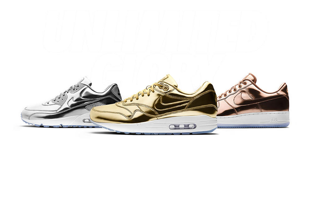 NIKEiD s Going for the Glory With an Olympic Medal Pack. Do you want gold 0b8d82f8d5
