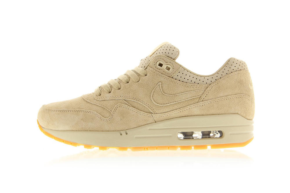 promo code eeafd 0e1b4 Nike Creates Tan Perfection with New Air Max 1 Pinnacle