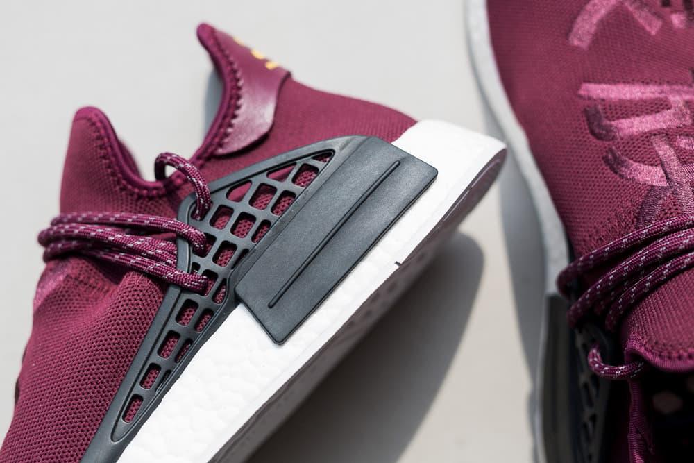 new style 36bf3 32139 adidas x Pharrell Williams Hu NMD
