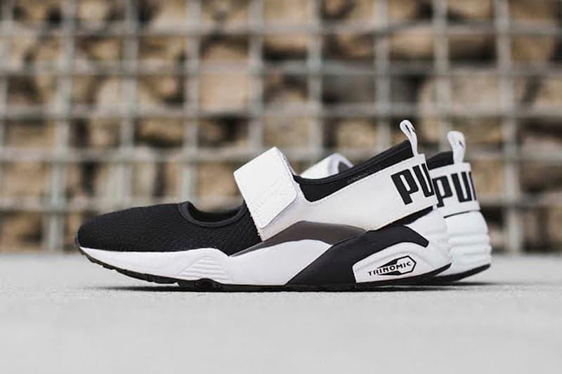 dd1c9d62f5e PUMA Introduces Its First-Ever Trinomic Open Sneaker