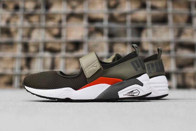 6839bf9dcfda13 PUMA Introduces Its First-Ever Trinomic Open Sneaker