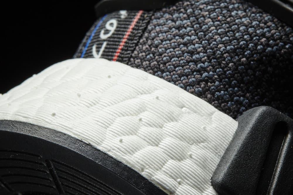 adidas NMD R1 Primeknit Tricolor Stripe Pack