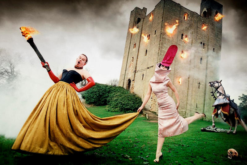 The Ripper Film Alexander McQueen and Isabella Blow