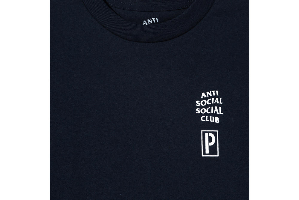 Anti Social Social Club and Period Correct Collection