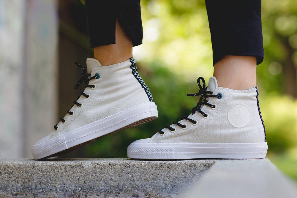 d8ff6c353 The Converse Chuck Taylor All Star II Returns with Minimalist Chic Accents