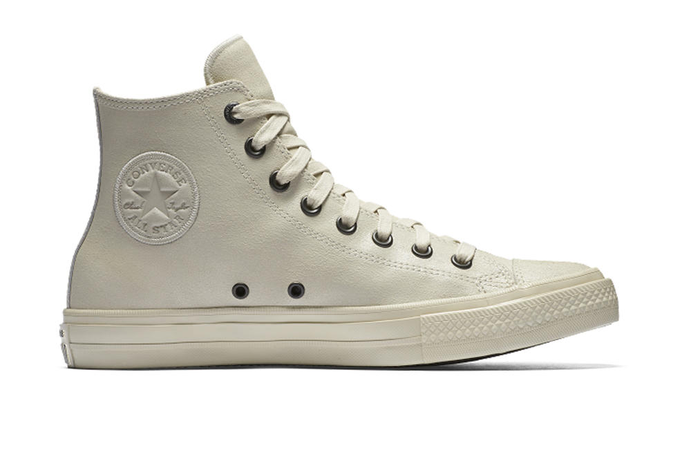 43e03cfc2de3 Converse Taps John Varvatos to Design a Premium Coated Leather Chuck Taylor All  Star II
