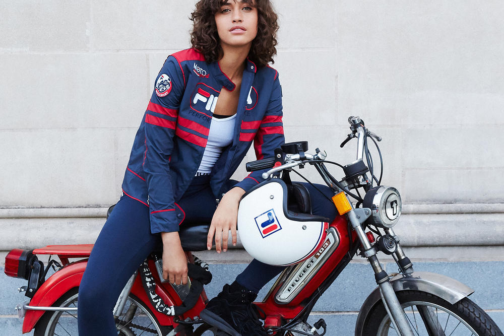 FILA Urban Outfitters Fall 2016 Collection