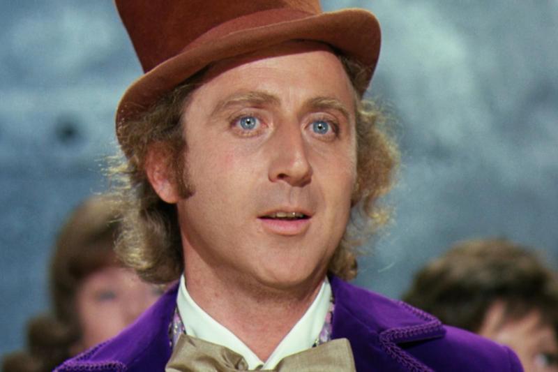 Gene Wilder Willy Wonka Dead