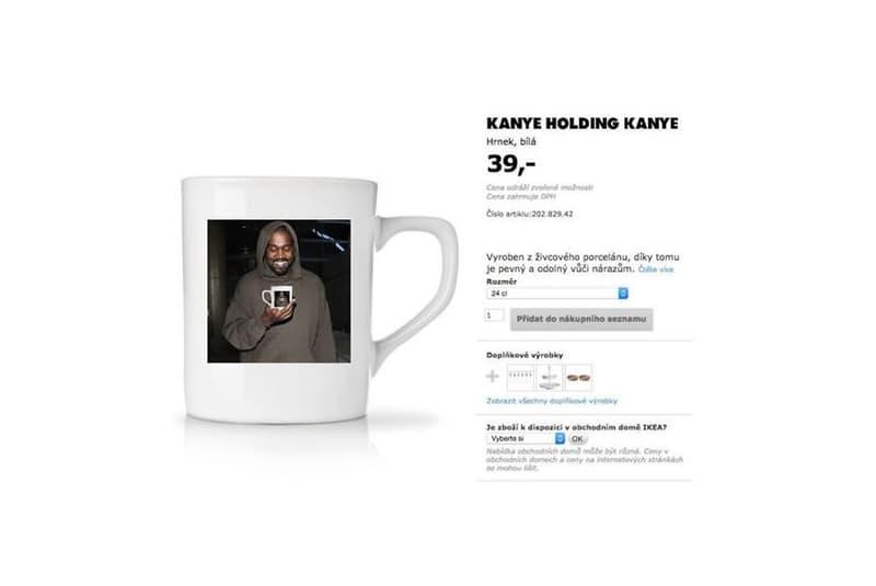 1227ea7b5 Fake Kanye West x IKEA Furniture Designs