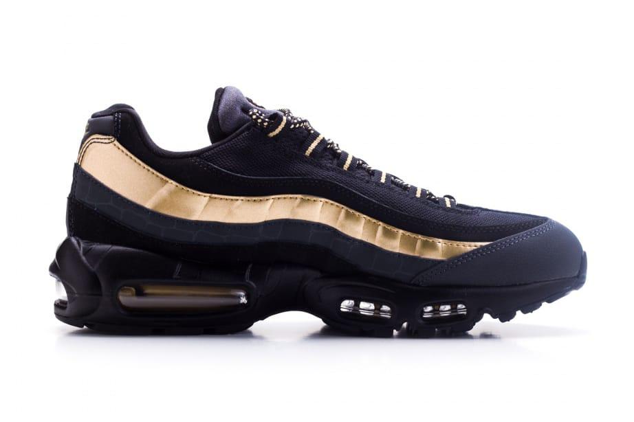 Nike Air Max 95 Premium Black/Gold