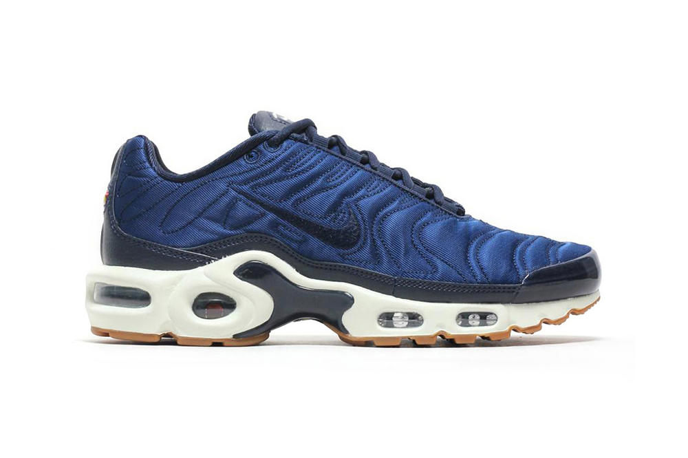big sale f6b0c 548ee ... Nike Air Max Plus  New Satin Beaut. It s a satin season.
