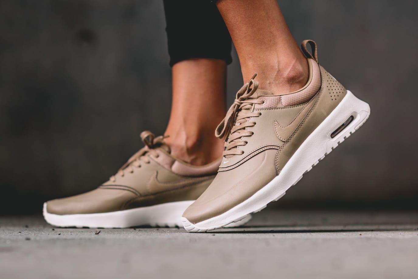 Nike Air Max Thea Premium Desert Camo