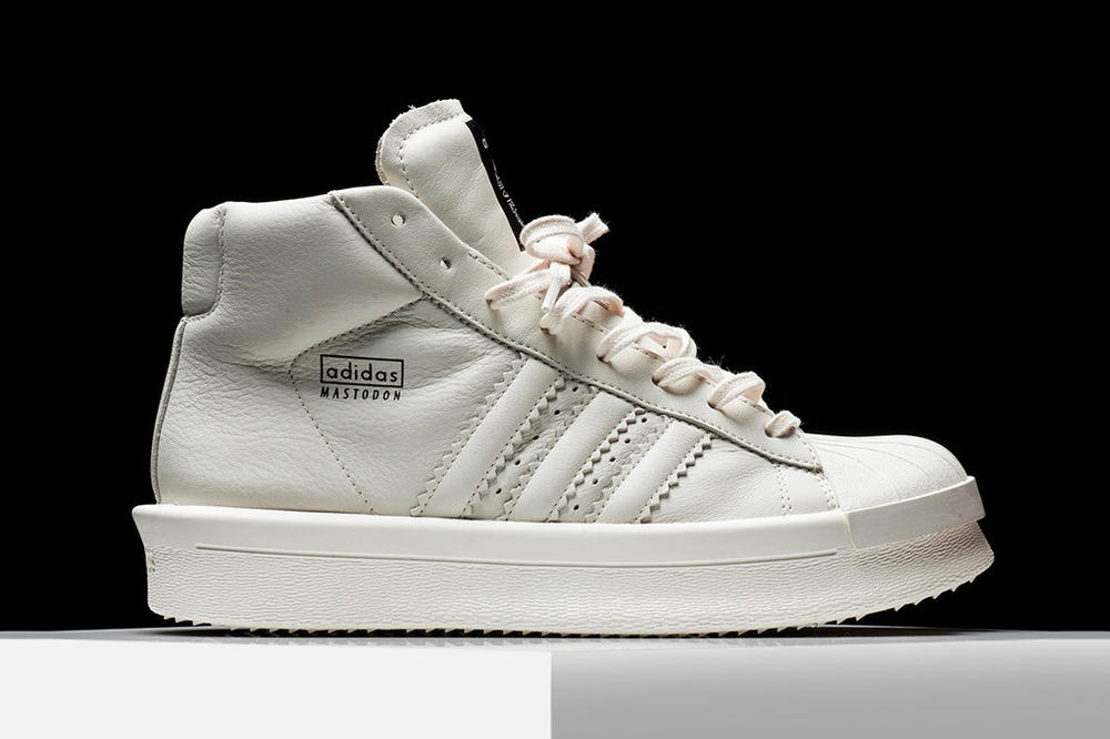 6a90c1b37aa7 This Rick Owens x adidas Mastodon Pro Model Is Only  1000 USD