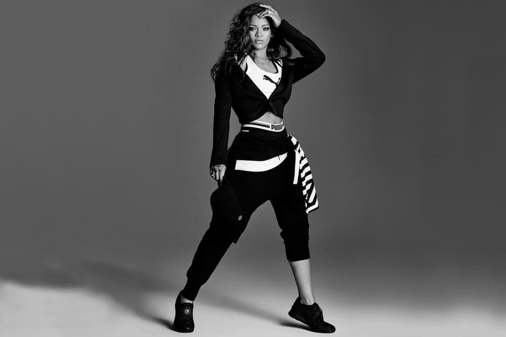 Rihanna Fenty PUMA Collection