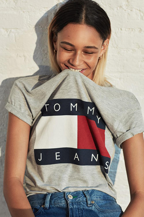 0a900dab Tommy Hilfiger x Urban Outfitters Collaborative Collection Lookbook ...