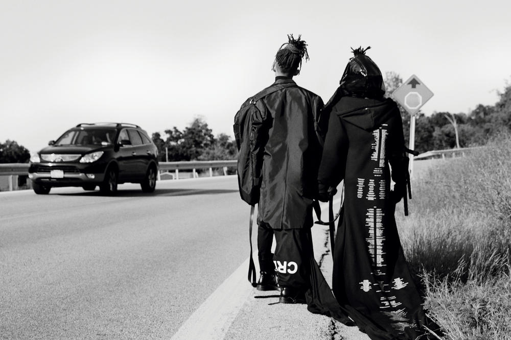 Jaden and Willow Smith Interview Magazine 2016 September Cover