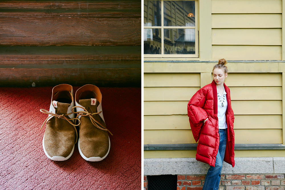 WMV visvim 2016 Fall Winter Lookbook