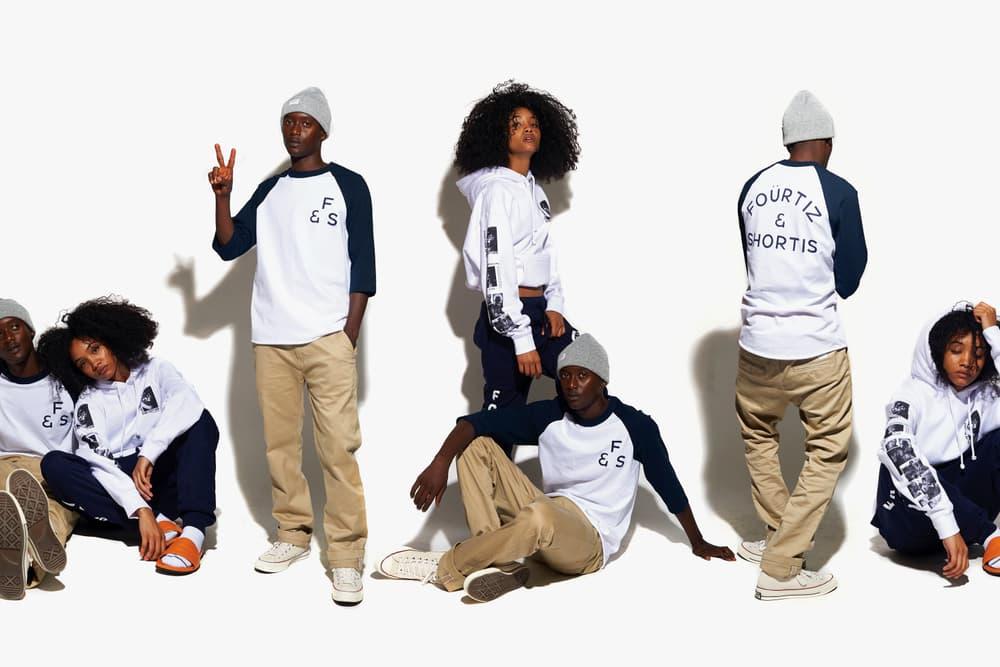 40s & Shorties 2016 Fall Lookbook